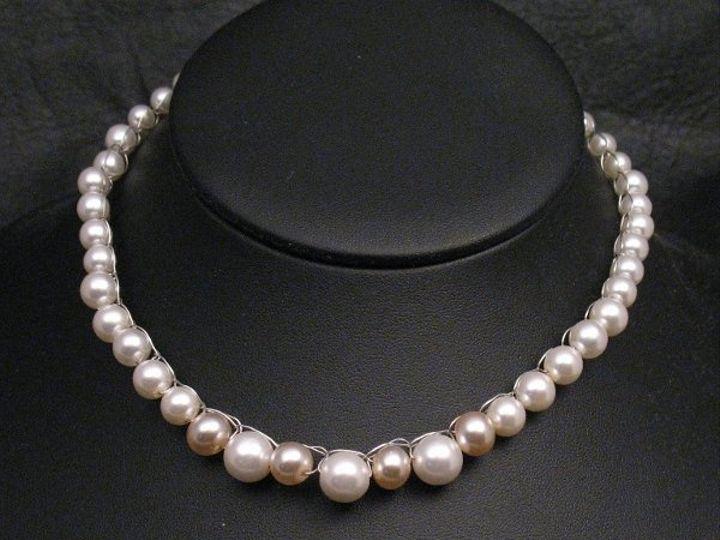 Tmx 1336420333695 SherrieKautmanSisterNecklace Iowa City wedding jewelry