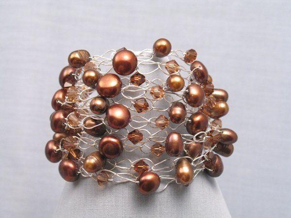 Tmx 1336423184392 Bridallookbookchocolateprlbracelet Iowa City wedding jewelry