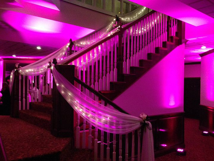 Tmx 1391092052167 Uplighting For Biz Car Grand Blanc wedding dj