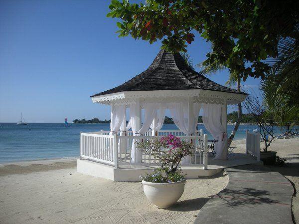 Tmx 1206906829612 BeachWeddingGazebo Annandale wedding travel
