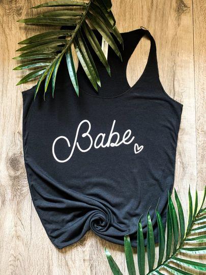 Babe Bachelorette Tank