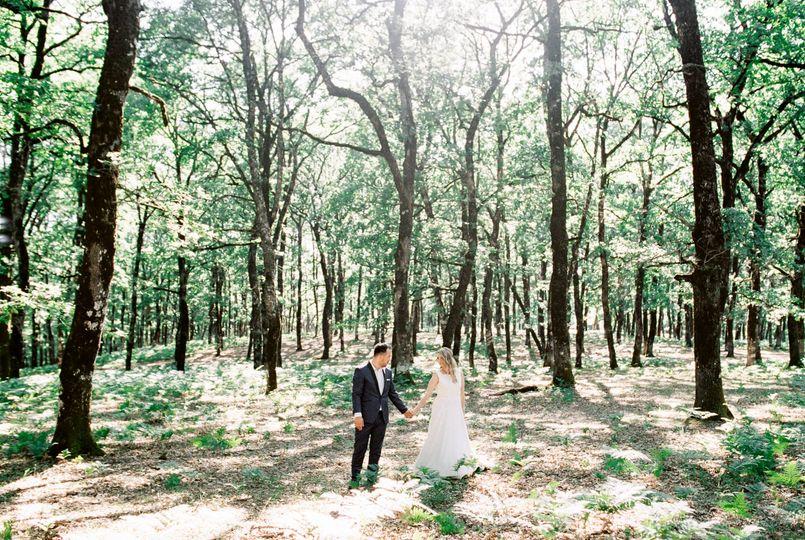 Wedding in western greece