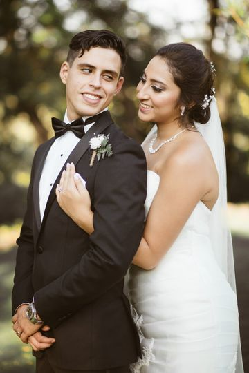 Mr. & Mrs. Cervantes