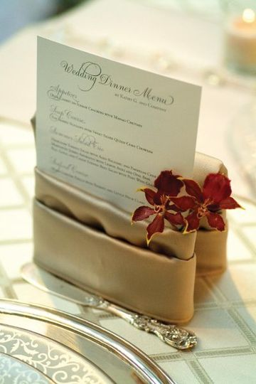 WeddingDinnerMenu