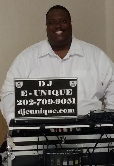 DJ E-Unique