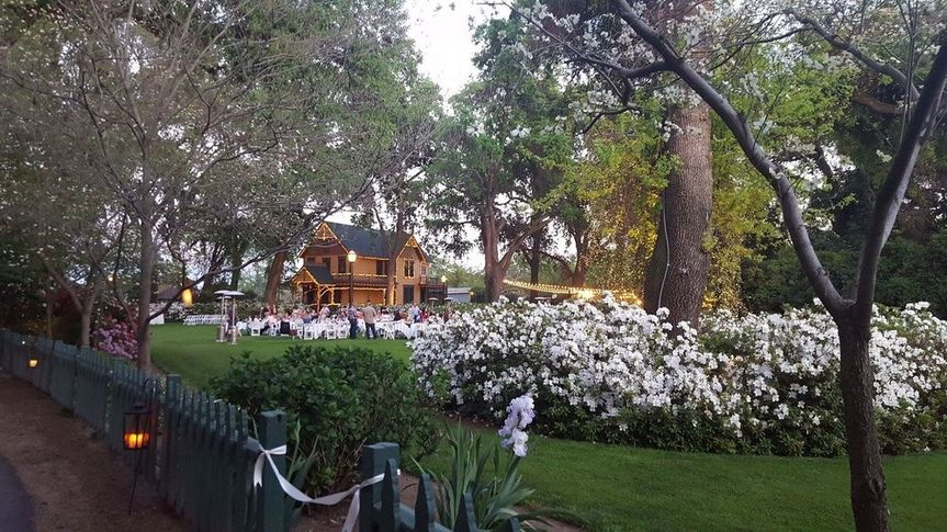 Victorian Garden By Fugazzis - Venue - Visalia  CA - WeddingWire