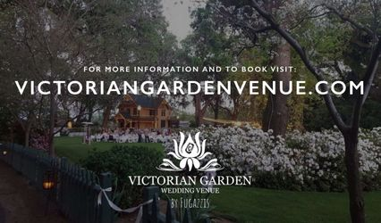Victorian Garden by Fugazzis