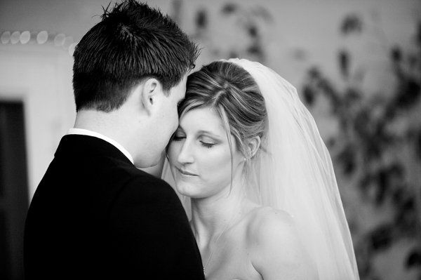 Bride & Groom Portrait, The French Estate, Orange, CA
