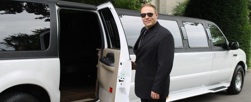 st louis wedding limo