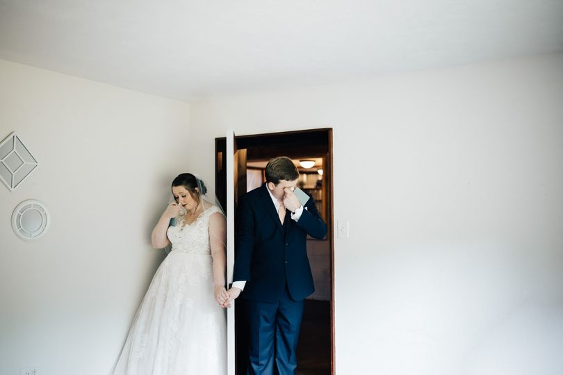 The big reveal - Amanda Sutton Photography
