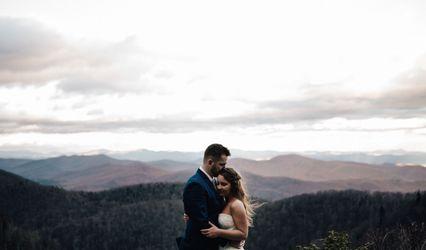 The wedding of Brett and Jessica