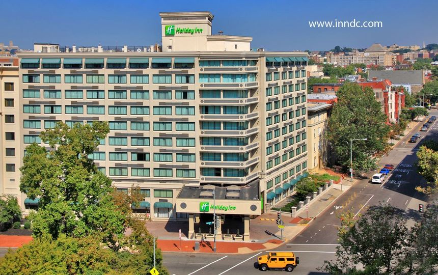 Holiday Inn Washington DC-Central/White House - located in downtown Washington DC, just 6 blocks...