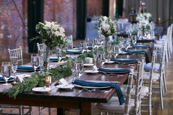 Tmx Oct Armature Works Steel Grey Wedding A Chair Affair Silver Chargers Farmhouse Tables 51 181679 1570027833 Orlando, Florida wedding rental