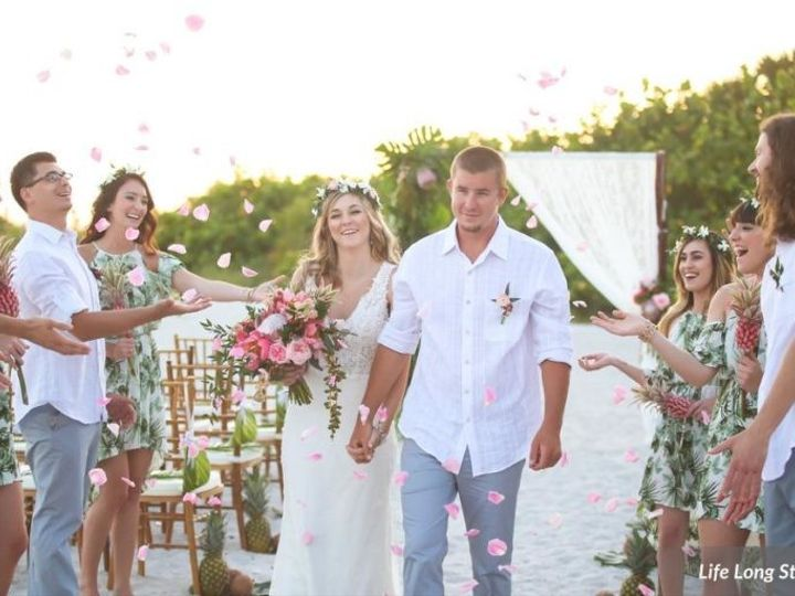 Tmx Tropical Boho Wedding At Postcard Inn On St Pete Beach Florida 88 768x512 51 181679 1564878917 Orlando, Florida wedding rental