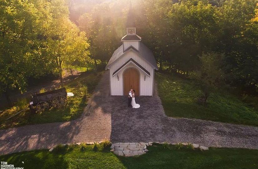 Refurbished chapel