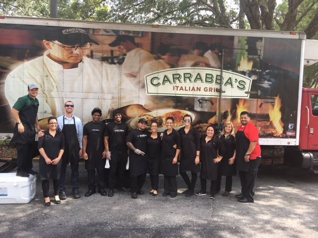 Carrabbas team