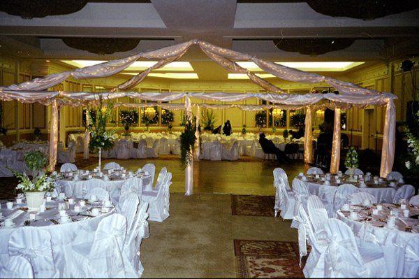 Tmx 1305650304889 20x20framewithlightsandfabricwrap Richmond, VA wedding rental