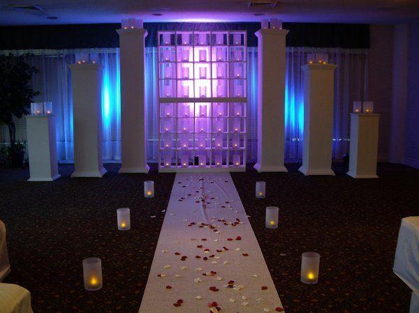 Tmx 1305650315311 CandleWallCeremonySetMagicSpecialEvents8042301500007 Richmond, VA wedding rental