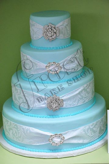 Frost Wedding Cakes Memphis
