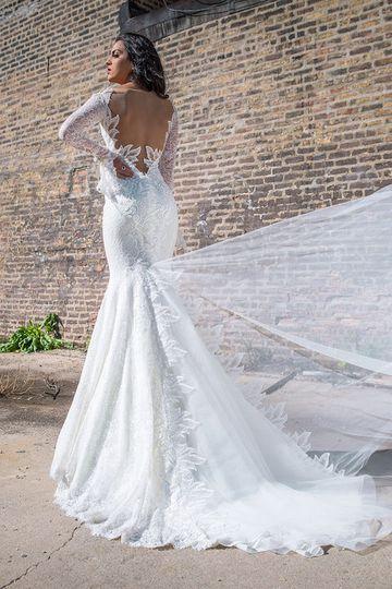 Fierce bride