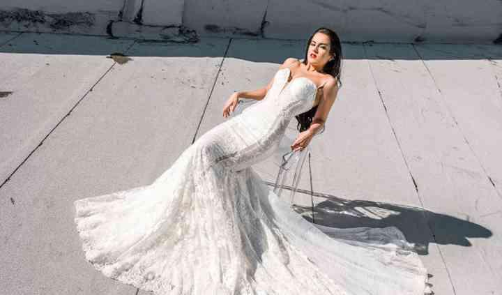 Luxe Bridal Rack