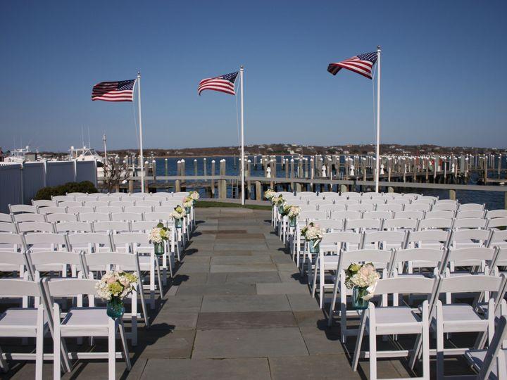 Tmx 1521034092 1e5e9369592907e3 1521034090 312903a1743eb555 1521034086200 2 Pool Patio Ceremon Montauk, NY wedding venue