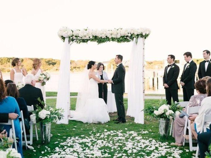 Tmx 1521035533 Facb72f37323d895 1521035532 08f15d1e762f6ac4 1521035529383 9 Outside Ceremony Montauk, NY wedding venue