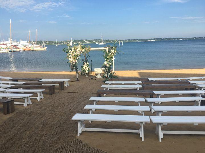 Tmx Beach Benchesceremony 51 193679 Montauk, NY wedding venue