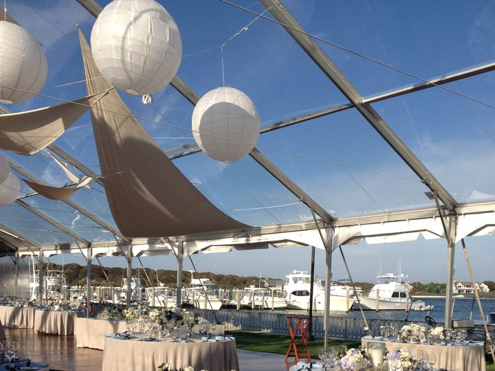 Tmx Tent 51 193679 Montauk, NY wedding venue
