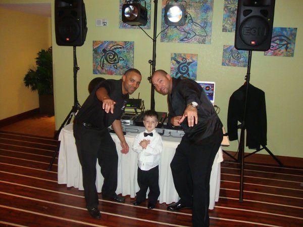 DJ Aaron James & DJ Brett James
