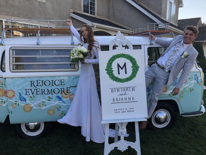 Rent Betty Bus: Weddings
