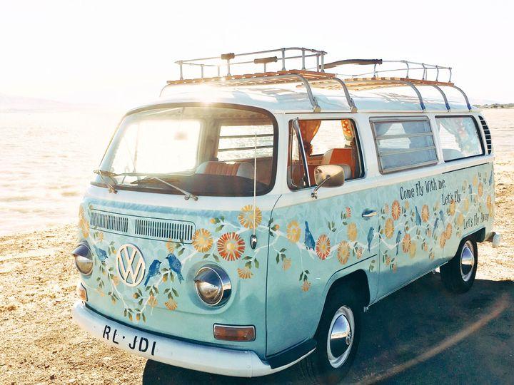Rent Betty Bus: photo prop