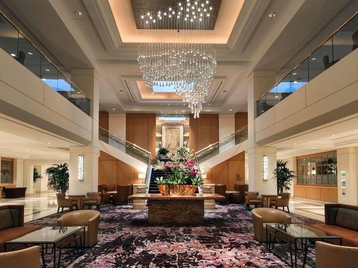 Tmx 1536708756 A42b720bfe82f52b 1536708754 01e35a16f6bad85c 1536708744166 3 LAXAH Main Lobby1j Los Angeles, CA wedding venue
