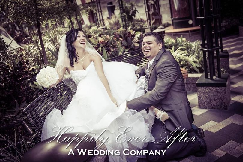 Happily Ever After a Wedding Company