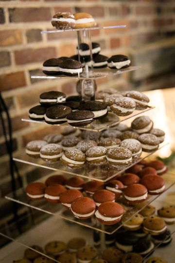 Whoopee pie display