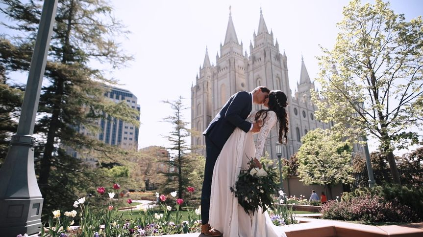 Love at the temple