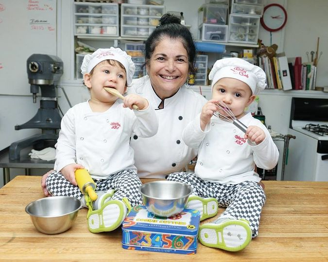 Chef and the babies