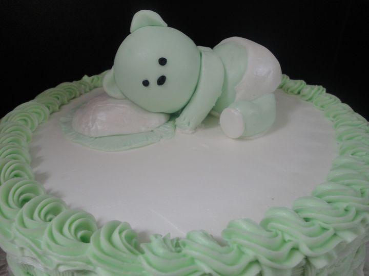 Tmx 1487347318497 Dsc01960 Berkley, Rhode Island wedding cake
