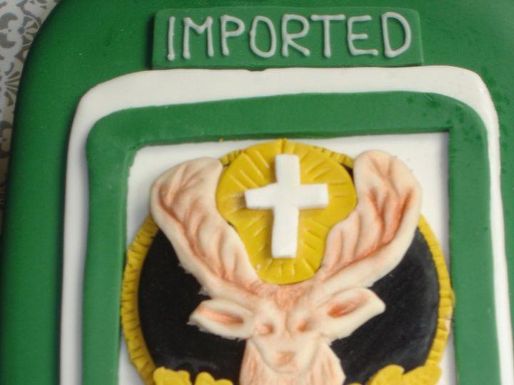 Tmx 1487683110626 2009 Jan   July 038 Berkley, Rhode Island wedding cake