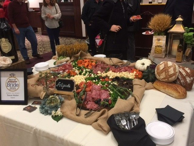 Tuscan Catering