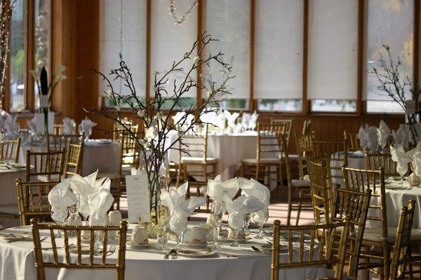 The CopperTree Restaurant at Hunter Mountain can accommodate weddings of up to 300 guests
