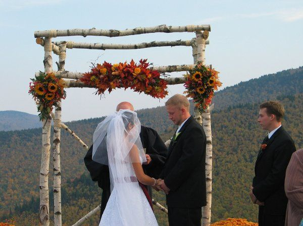 A ceremony on the summit