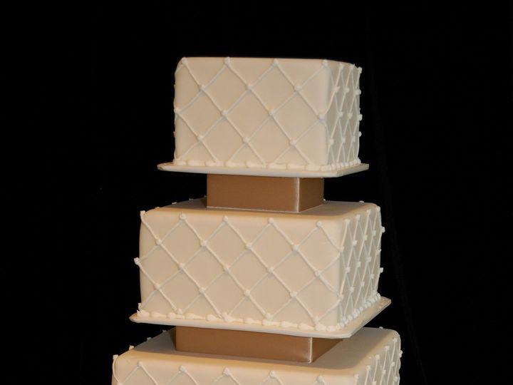 Tmx 1415737600712 Lattice Saint Paul, MN wedding cake