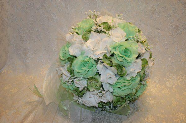 Bridal silk wedding flowers flowers pacific junction ia bridal silk wedding flowers ebayflowers007 mightylinksfo