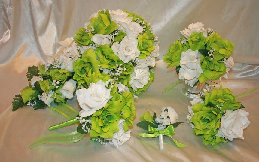 Bridal Silk Wedding Flowers Flowers Pacific Junction Ia