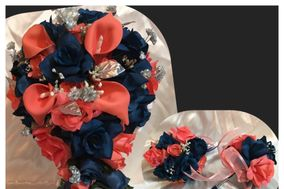 Bridal Silk Wedding Flowers