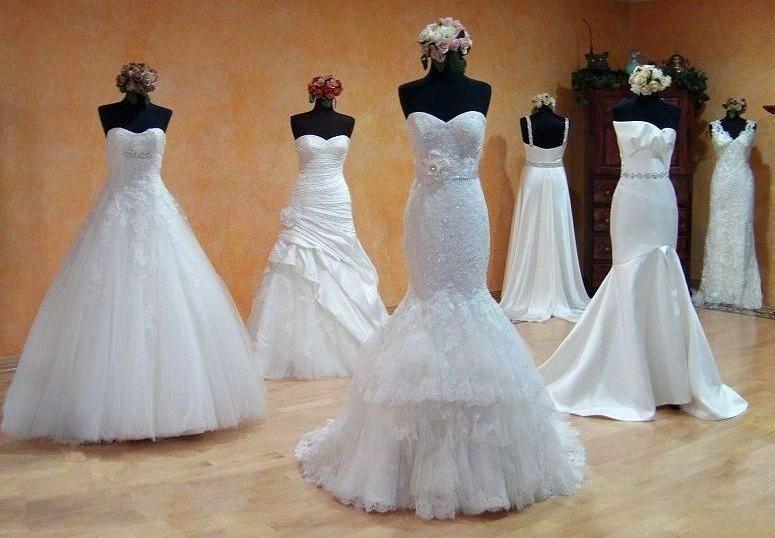Wedding Dresses in Los Angeles California