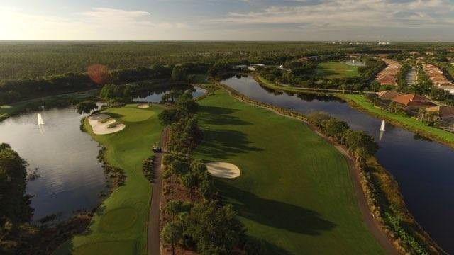 Copperleaf Golf Club- course