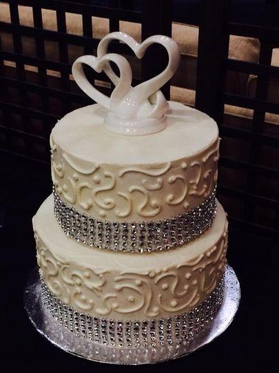 Hearty cake