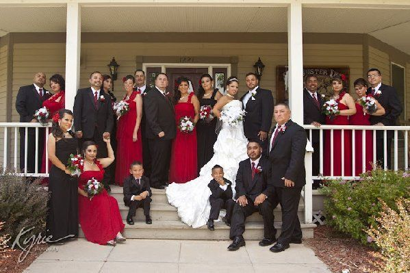 9ec7a924e5ec5552 jessica wedding red